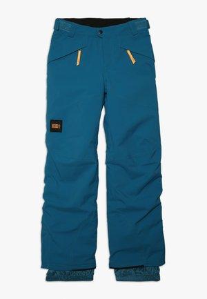 ANVIL PANTS - Snow pants - seaport blue