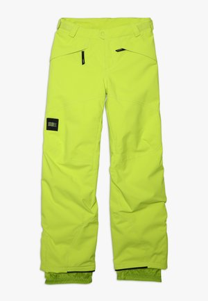 ANVIL PANTS - Skibroek - lime punch