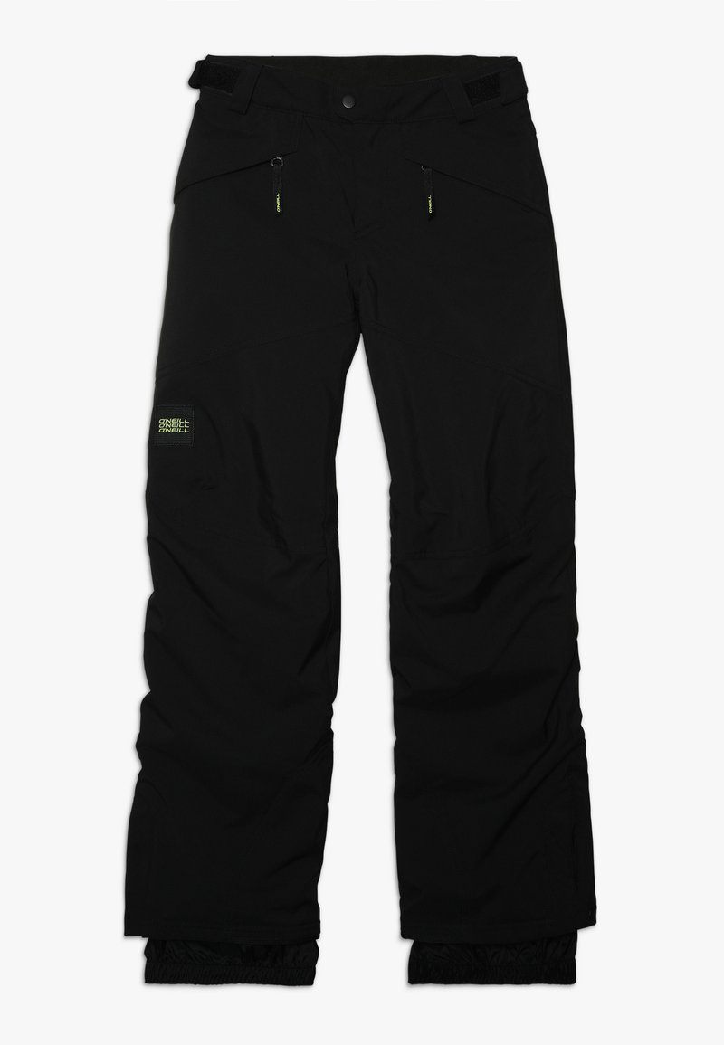 O'Neill - ANVIL PANTS - Skibukser - black out