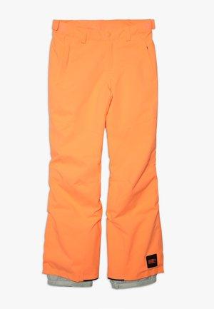 CHARM REGULAR PANTS - Zimní kalhoty - tango