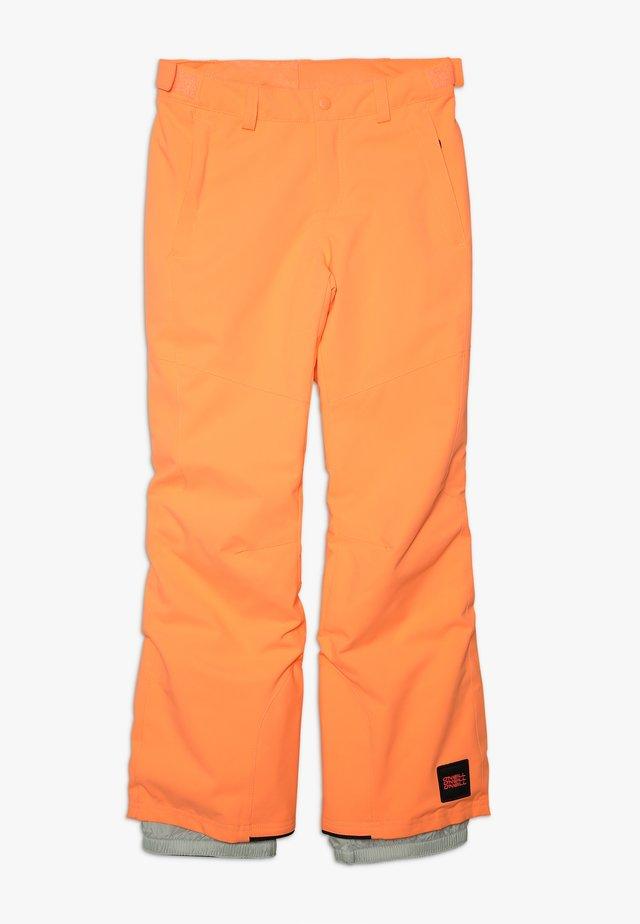 CHARM REGULAR PANTS - Spodnie narciarskie - tango
