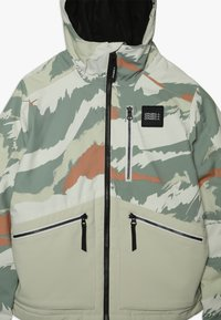 O'Neill - TEXTURED JACKET - Snowboardová bunda - beige - 3