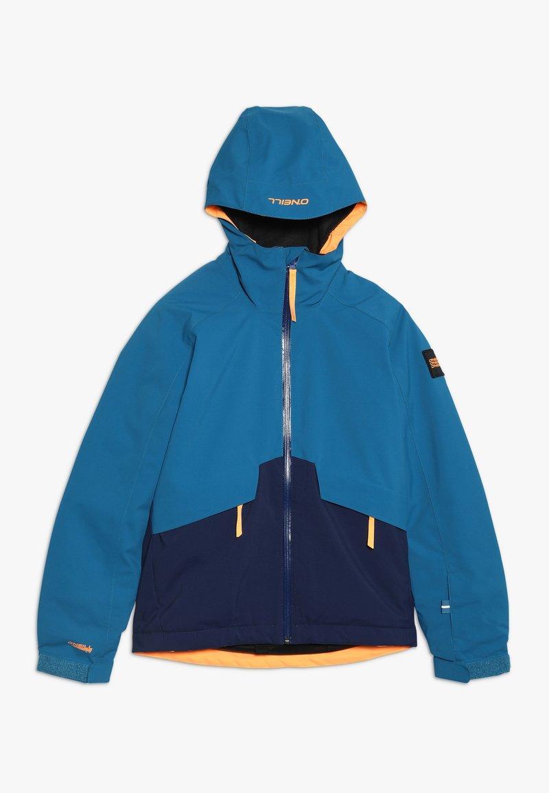 O'Neill - QUARTZITE JACKET - Ski jacket - seaport blue