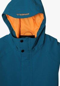 O'Neill - DECODE JACKET - Snowboardová bunda - seaport blue - 4