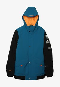 O'Neill - DECODE JACKET - Snowboardová bunda - seaport blue - 3