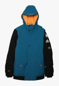 O'Neill - DECODE JACKET - Snowboardová bunda - seaport blue - 0