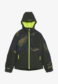 O'Neill - APLITE JACKET - Snowboardová bunda - forest night - 3