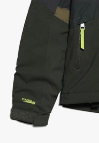 O'Neill - APLITE JACKET - Snowboardová bunda - forest night - 1