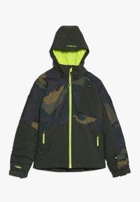 O'Neill - APLITE JACKET - Snowboardová bunda - forest night - 2