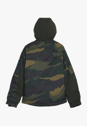 APLITE JACKET - Laskettelutakki - forest night