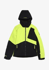 O'Neill - APLITE JACKET - Snowboard jacket - black out - 3