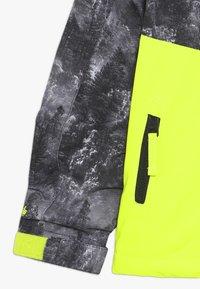 O'Neill - HALITE JACKET - Snowboardová bunda - green - 2