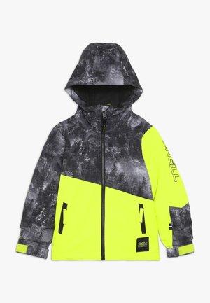 HALITE JACKET - Snowboardjas - green
