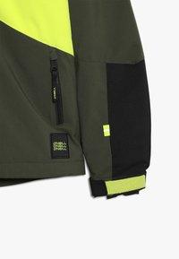 O'Neill - MAGNATITE - Snowboardjas - lime punch - 3