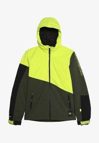 O'Neill - MAGNATITE - Snowboardjas - lime punch - 2