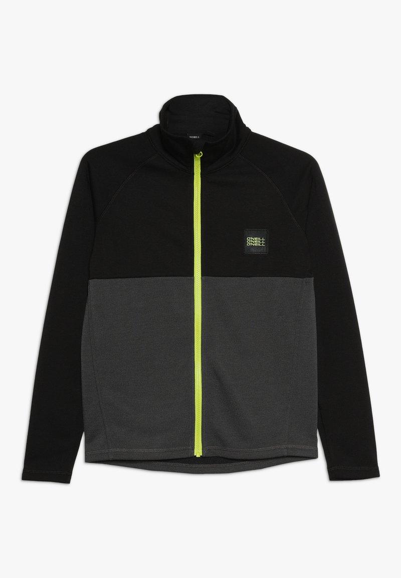 O'Neill - Fleece jacket - black out