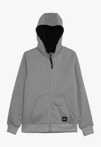 O'Neill - RIDGE - Fleecová bunda - silver melee - 0
