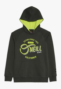 O'Neill - CALI HOODIE - Jersey con capucha - forest night - 0