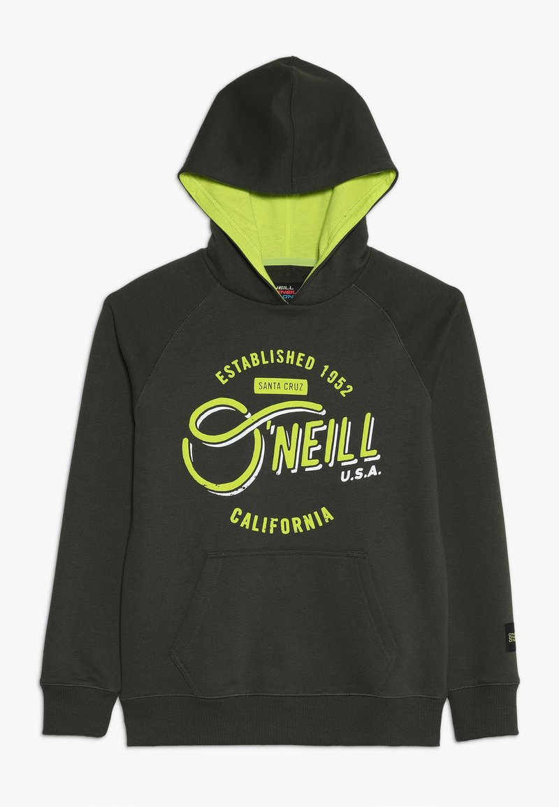 O'Neill - CALI HOODIE - Jersey con capucha - forest night