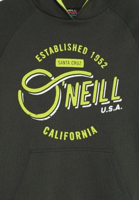 O'Neill - CALI HOODIE - Jersey con capucha - forest night - 4