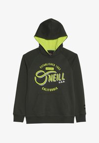 O'Neill - CALI HOODIE - Jersey con capucha - forest night - 3