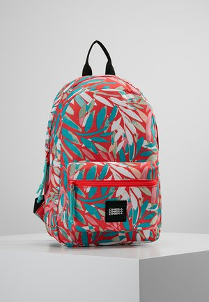COASTLINE MINI - Batoh - red/blue