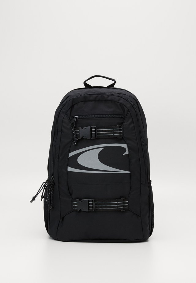 BOARDER BACKPACK - Rygsække - black out