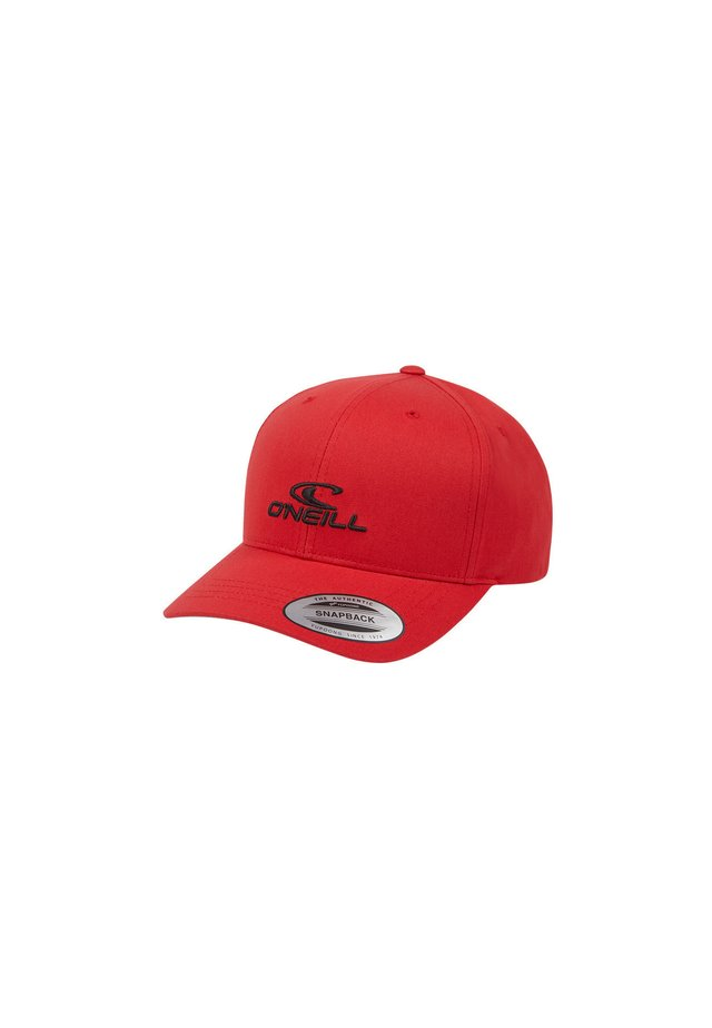 WAVE - Cap - cherry red