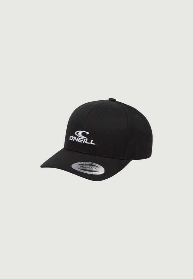 WAVE - Cap - black out
