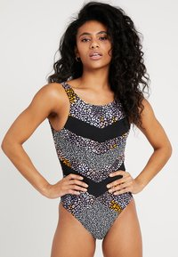 O'Neill - ROMA SHINEY SWIMSUIT - Swimsuit - black - 1