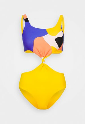SUNLIGHT SWIMSUIT - Maillot de bain - yellow