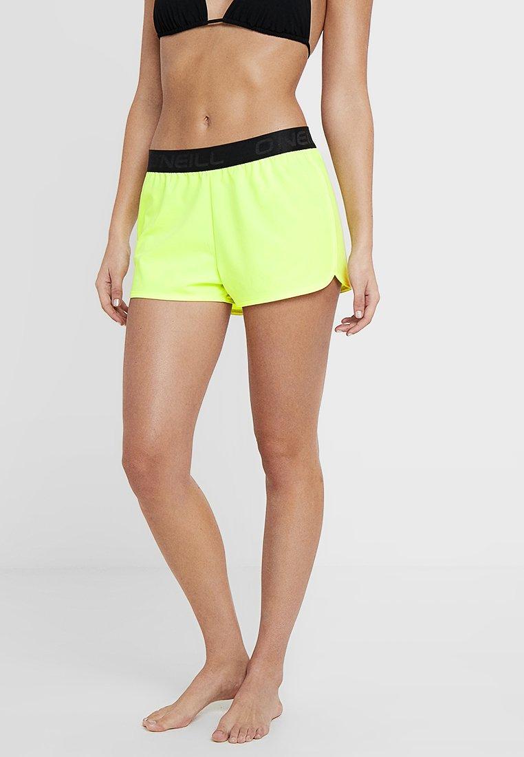 O'Neill - BEACH HYBRID SHORTS - Swimming shorts - pyranine yellow