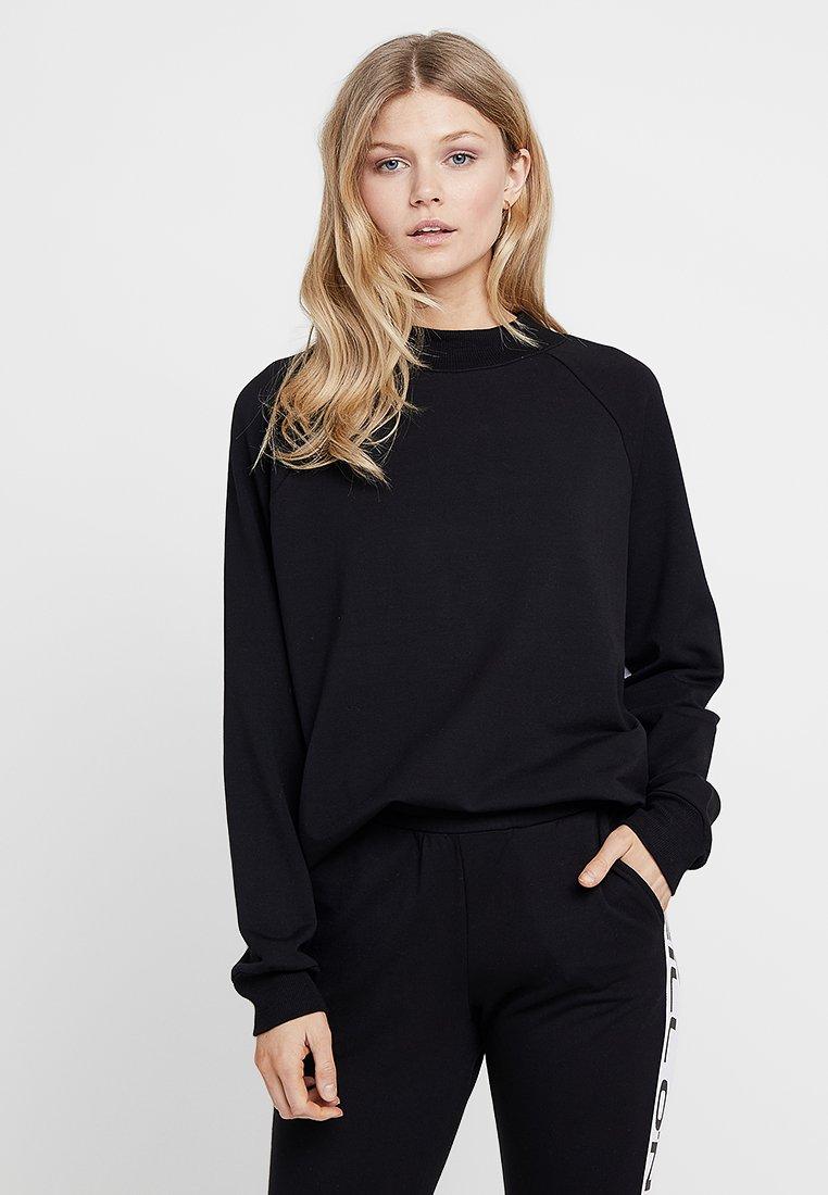 O'Neill - LOVING THE CREW - Sweatshirts - black out