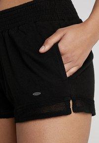O'Neill - SUNAKO SMOCK SHORT - Shorts da mare - black - 4