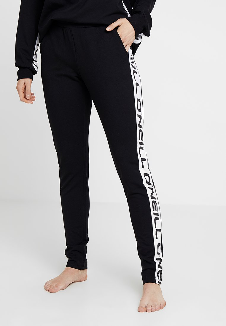 O'Neill - LOVING THE PANTS - Pyjama bottoms - black out