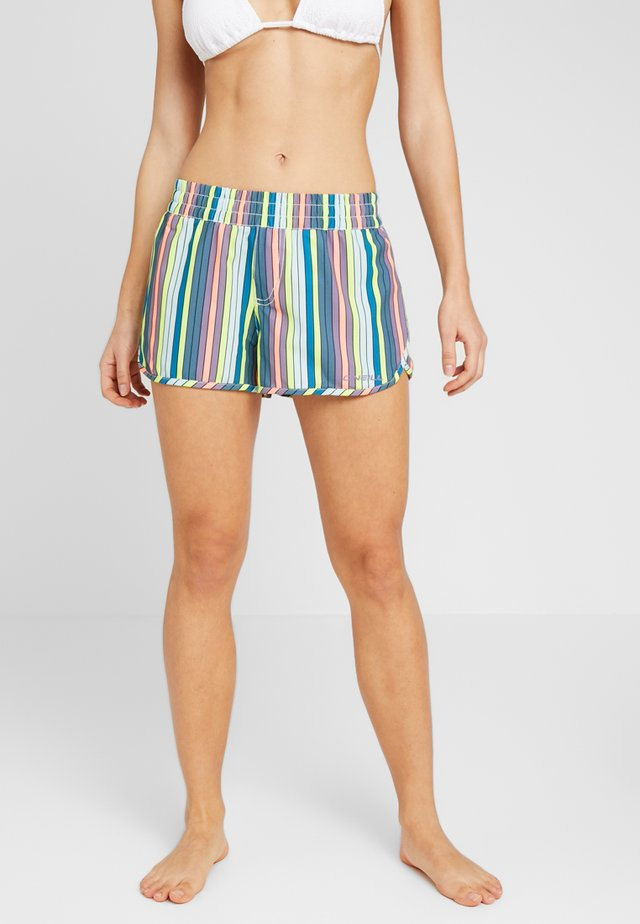 PRINT ESSENTIAL BOARDSHORTS - Bikini bottoms - multi