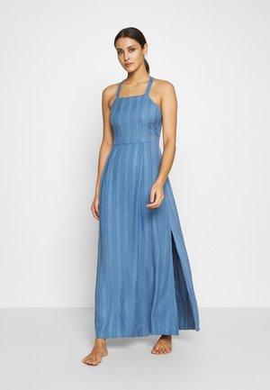 CLARISSE STRAPPY DRESS - Beach accessory - walton blue