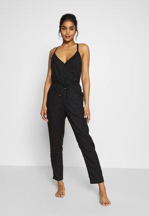 GEORGIA JUMPSUIT - Strandaccessoire - black out