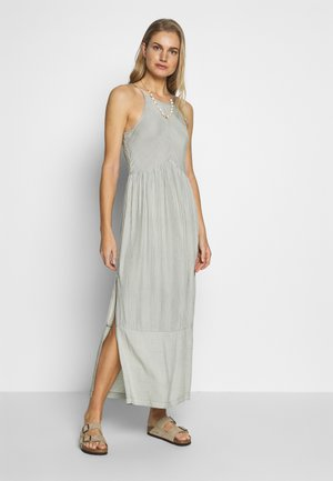 CHRISSY STRAPPY DRESS - Strandaccessories - green/white