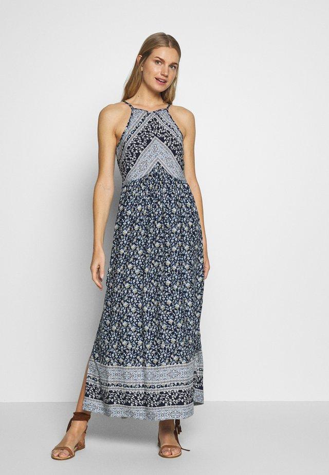CHRISSY STRAPPY DRESS - Beach accessory - blue