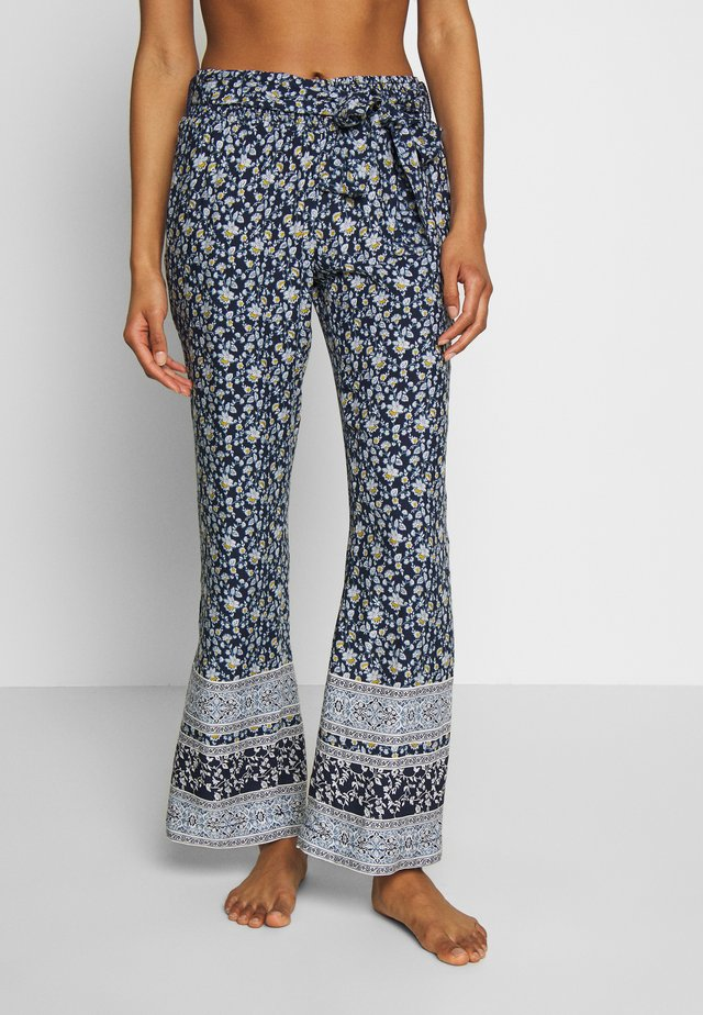 ARENA WIDE LEG BEACH PANTS - Strand accessories - blue