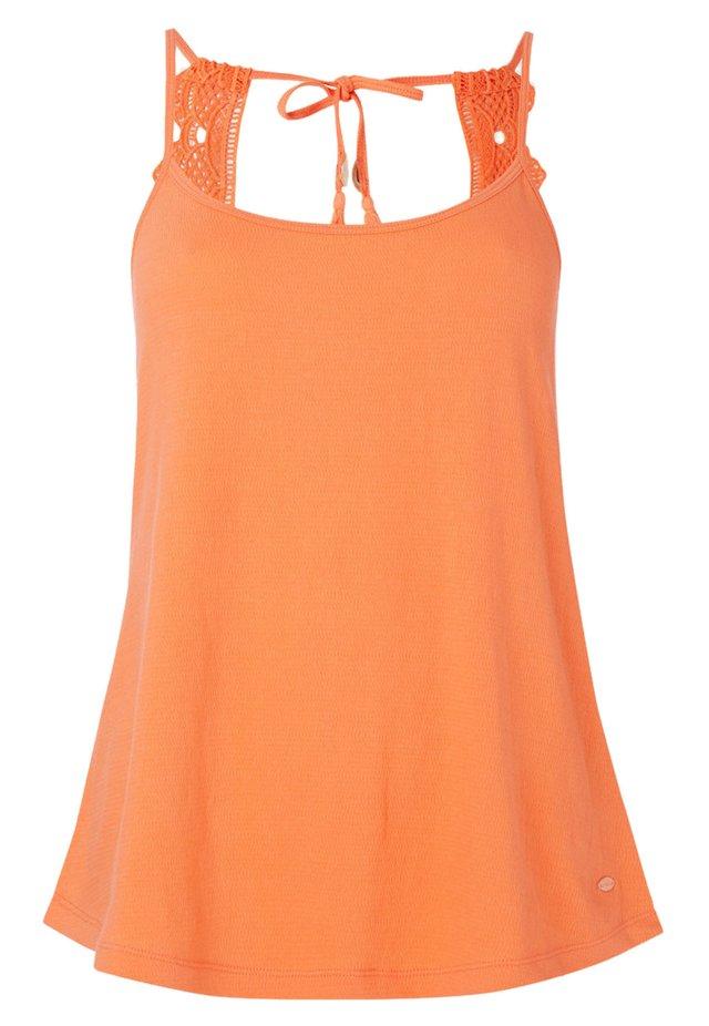 Blouse - oranje