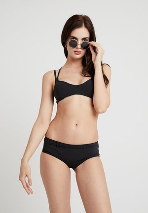 PALMA MIX BOTTOM - Bikinibroekje - black out