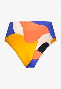 O'Neill - ZANTA BOTTOM - Bikini bottoms - yellow/red - 1