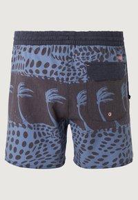 O'Neill - PALMS - Short de bain - blue/black - 1