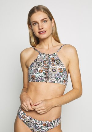 SOARA COCO - Top de bikini - white