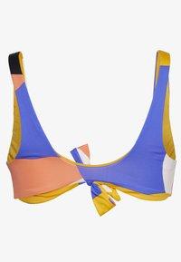 O'Neill - ELBAA - Bikini top - yellow/red - 1