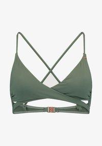 O'Neill - BAAY MIX - Bikini top - green - 4