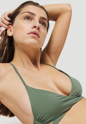 BAAY MIX - Bikini top - green