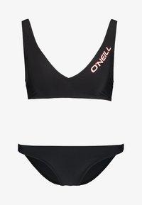 O'Neill - PADUA KOPPA SOLID - Bikiny - black out - 4